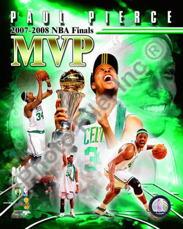 Paul Pierce - 2008 NBA Finals MVP