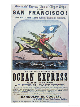 Ocean Express Reprints Available by clicking on the image.