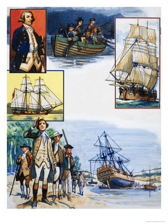 Scrapbook of the British Sailor ...