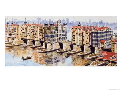 Old London Bridge