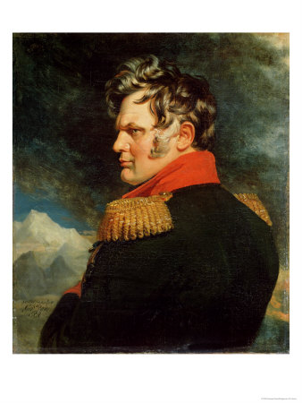 Portrait of General Alexei Yermolov