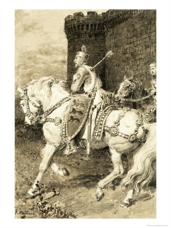 Pageant of Kings: The Mighty King of Chivalry. Richard the Lion Heart