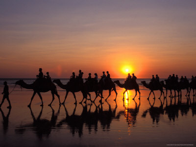 Cable Beach, Broome, Kimberley, Australia