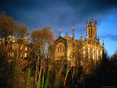 Holy Trinity Church at Dean Bridge, Edinburgh, United Kingdom