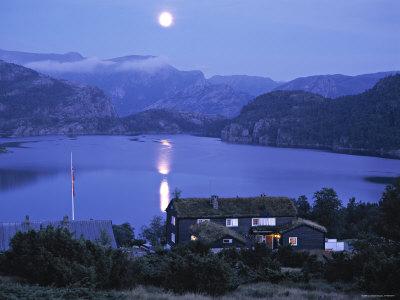 Lake Refsvaten, Southern Norway