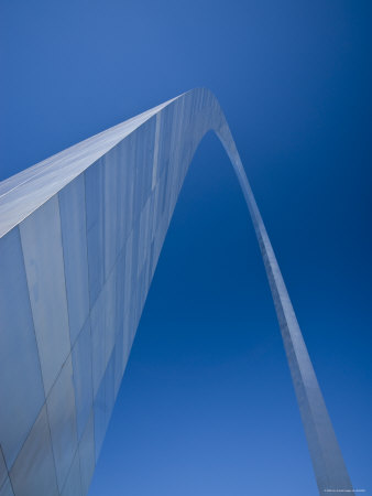 USA, Missouri, St. Louis, Gateway Arch
