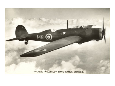Vickers Wellesley Bomber