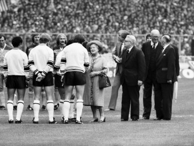 Buy F.A. Cup Final, Manchester City vs. Tottenham Hotspur (1-1), May 1981 at AllPosters.com