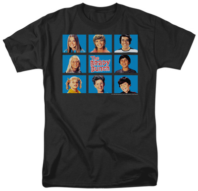 The Brady Bunch - Framed