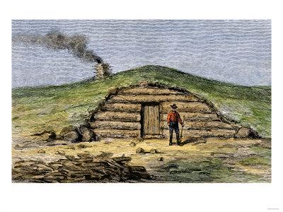 homesteaders 1800s