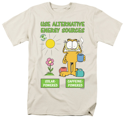 Garfield - Alternative Energy