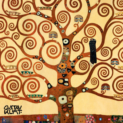 The Tree of Life Gustav Klimt