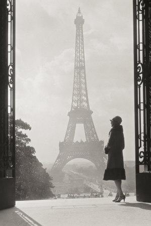 Paris 1928 - Art Print