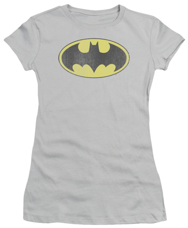 Juniors: DC Comics - Batman - Retro Logo Distressed