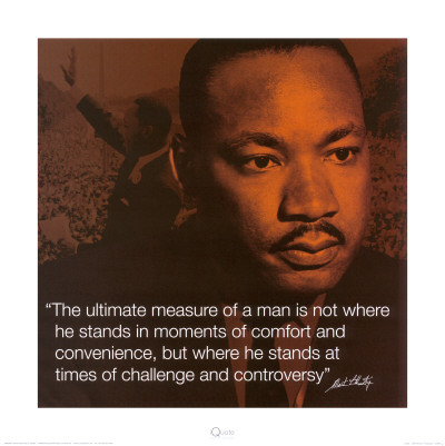 Martin Luther King, Jr.: Measure of a Man