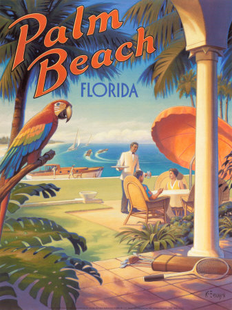 Palm Beach, Florida Posters