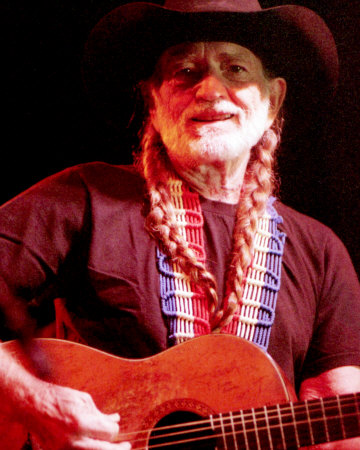 Willie Nelson - Buy this photo at AllPosters.com
