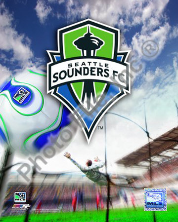 Buy Seattle Sounders 2008  Logo at AllPosters.com