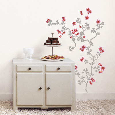 Japanese Cherry Tree Posters