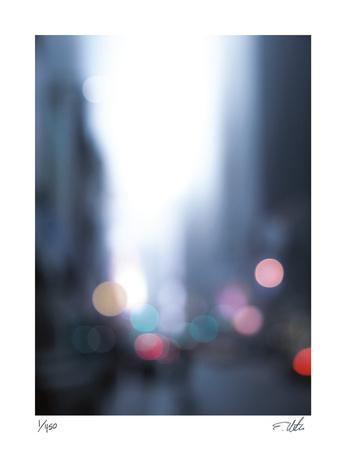 Cool Lights I - Giclee Print