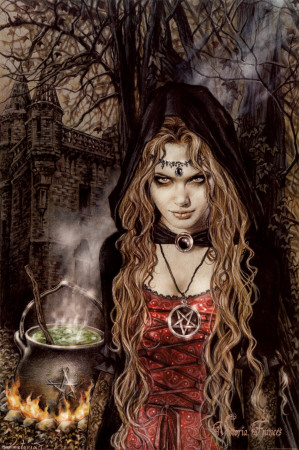 Victoria Frances - Cauldron