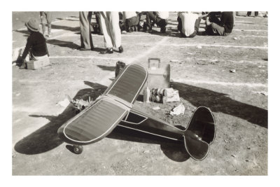 Early Model Airplane Competition