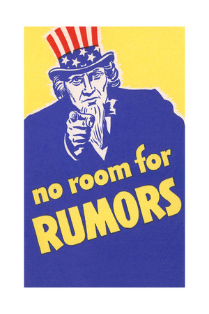 No Room for Rumors