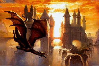 Circuelo - Dragon Sunset