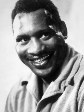 Sanders of the River, Paul Robeson, 1935