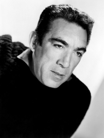 The Wild Party, Anthony Quinn, 1956