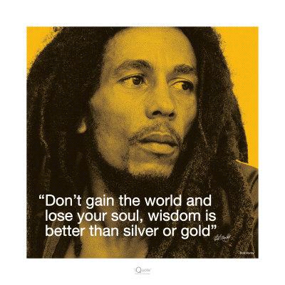Bob Marley: Wisdom