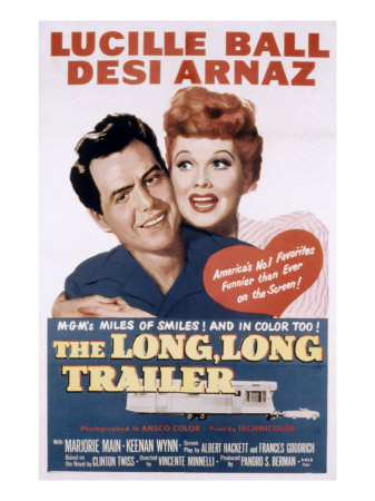 The Long, Long Trailer, Desi Arnaz ...