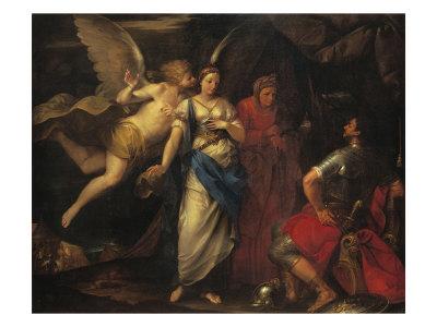 Angel Inspiring Judith