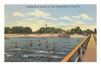 Lake Tohopekaliga, St. Cloud, Florida