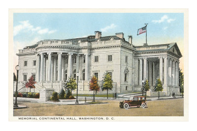 Memorial Continental Hall, Washington D.C.