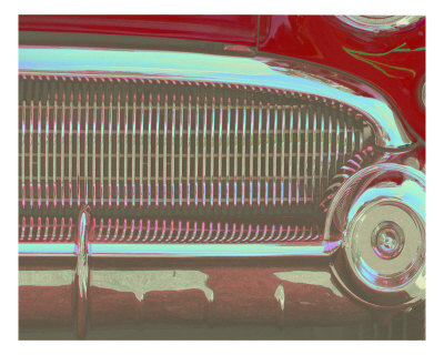 Classic Car III Photographic Print