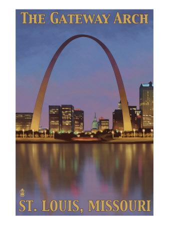 Gateway Arch - St. Louis, Mo, c.2009