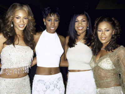 Musical Group Destiny's Child - Buy this premium photographic print at AllPosters.com
