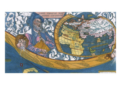 The world in 1507.