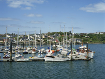 Kinsale Harbour, County Cork ...
