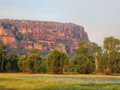 Nourlangie Rock and Anbangbang Billabong, Kakadu National Park, Northern Territory, Australia