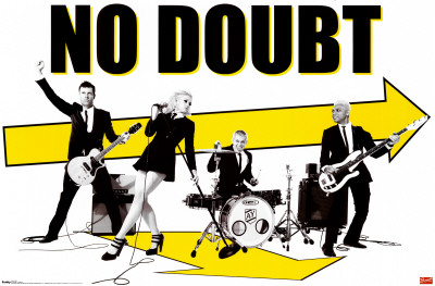 No Doubt - Buy this poster at AllPosters.com