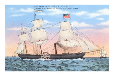 Steamship Savannah