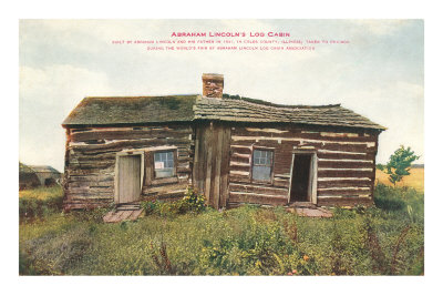 Lincoln Log Cabin Coles County, Illinois