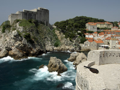 Medieval Walled City of Dubrovnik, Croatia