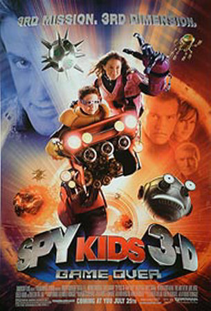 Spy Kids 3D