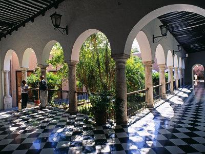 Municipal Hacienda, Merida, Yucatan ...