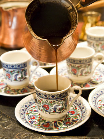 Arabic Coffee, Dubai, United Arab Emirates, Middle East