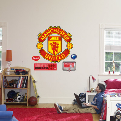 Buy Manchester United Crest at AllPosters.com