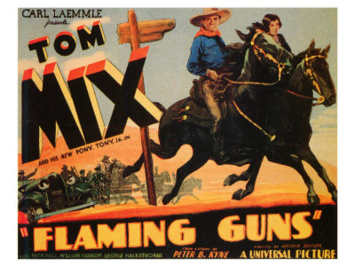Flaming Guns, 1932